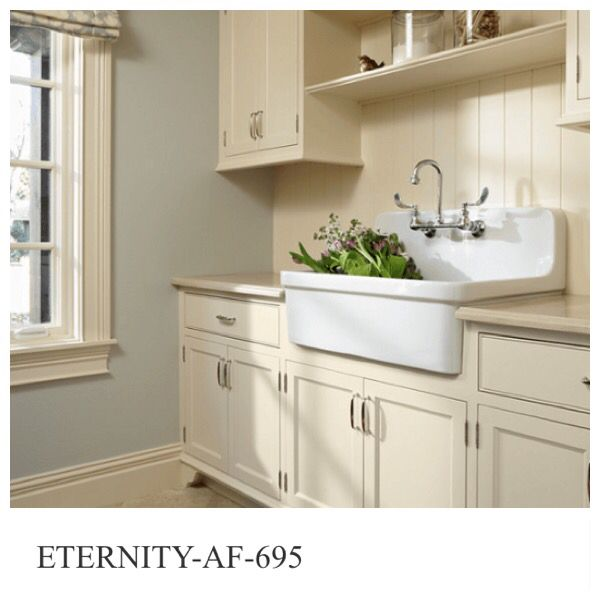 Benjamin Moore Eternity Af 695 I Love This Color Ghouls