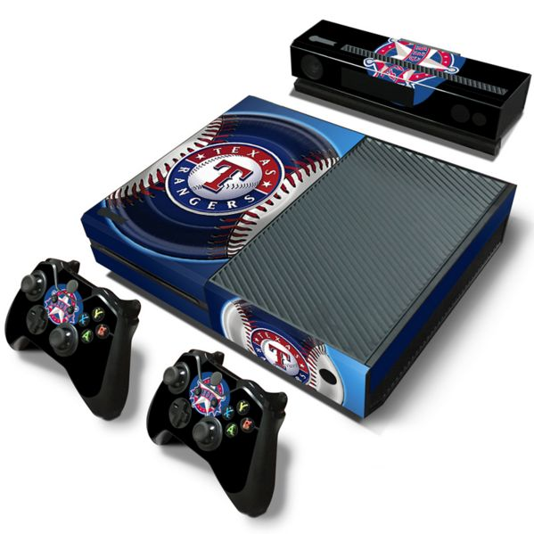 Texas Rangers PS4/Xbox One Skin