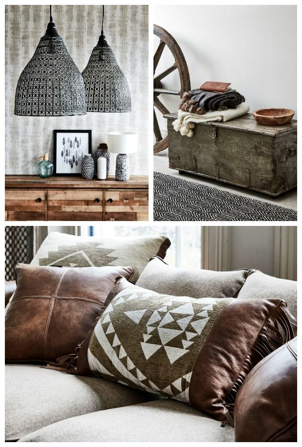 Barker and Stonehouse | Discover our Nordic Nomadic trend with Dear Designers inspirational blog post |