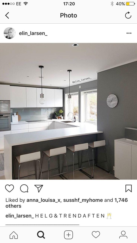 Küchendesign u-typ  best k images on pinterest  kitchen ideas kitchen modern and