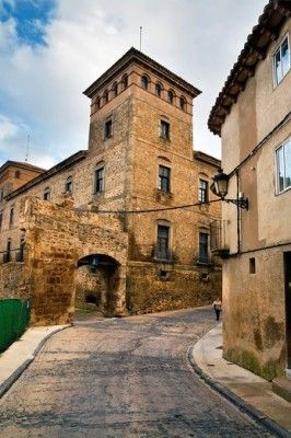 Agreda. Soria. Castilla León. Spain.
