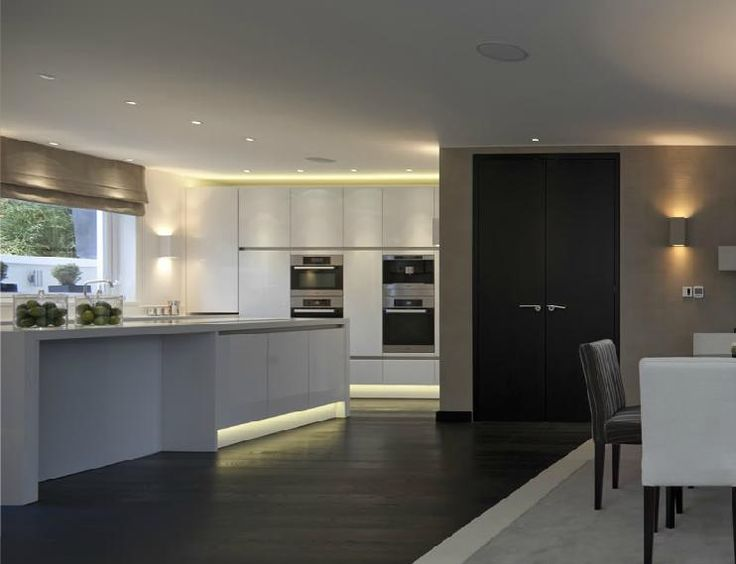 Kelly Hoppen Kitchen Interiors