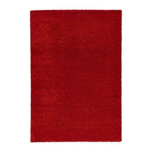 Janv  IKEA - ÅDUM, Tappeto, pelo lungo, 133x195 cm, , Il pelo fitto e spesso attutisce i suoni e offre una superficie morbida su cui camminare.Il tappeto è durevole, resistente alle macchie e di facile manutenzione poiché è in fibre sintetiche. Il pelo lungo ti permette di unire diversi tappeti senza che le giunzioni siano visibili.