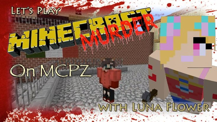 Let's Play Minecraft Minigames - Even More Murder on MCPZ
