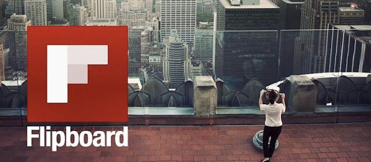 Flipboard se muda del móvil al ordenador