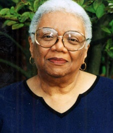 ''Poetry is a matter of life, not just a matter of language.'' — Lucille Clifton
