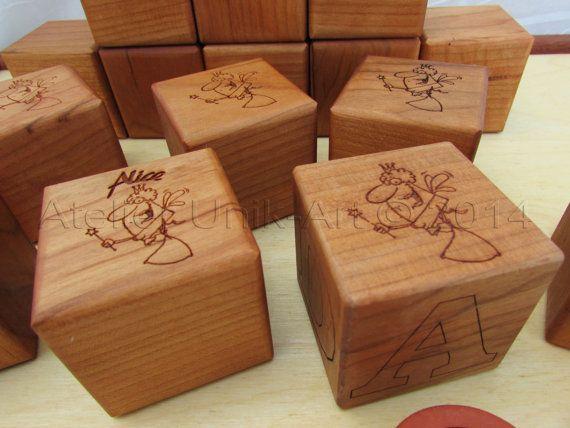 Fairy's teeth box - tooth box / Boîte de la fée des dents Boîte à dent par atelierunikart