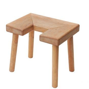 Nikari's Arte Culture Sauna stool