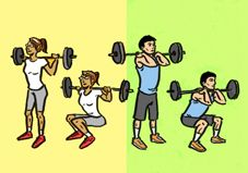 Get+the+Killer+Legs+with+This+Perfect+Squat+Routine