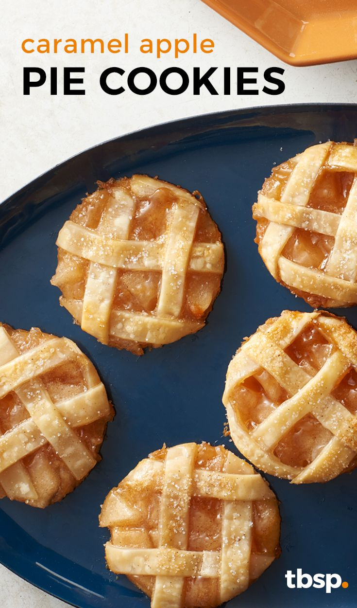 There's only one thing more American than apple pie. And that's apple...