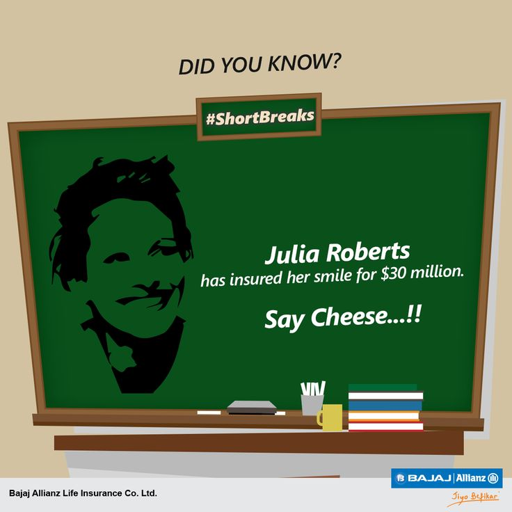 A smile like that could be worth a lot more. Enjoy some fun trivia with #ShortBreaks