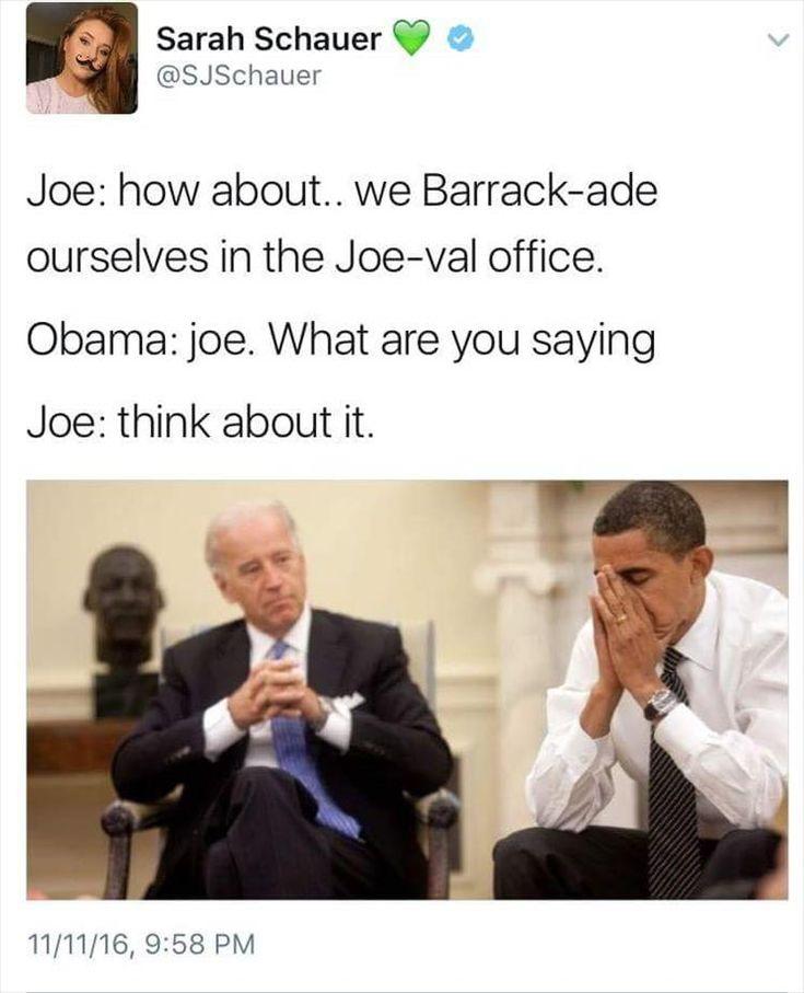 #10. Hilarious Memes Of Joe Biden Plotting White House Pranks Are Internet Gold – 20 Pics