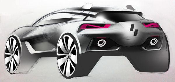 Renault CompactSUV by Vladislav Mazolevski //