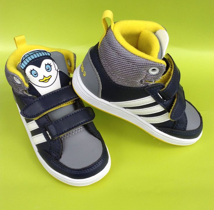 ... Infant   Toddler Velcro High-Top Sneaker adidasNEO Hoops Animal Mid  Sneaker  b95cb0425