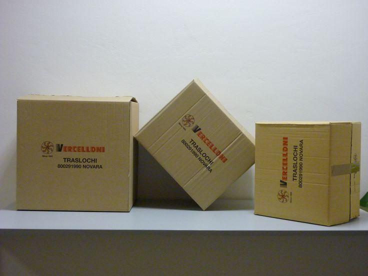 scatole di tre misure - libri/medi/grandi