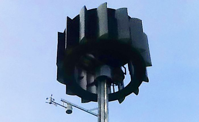 Small Wind Energy Breakthrough Vertical Axis Wind Turbine