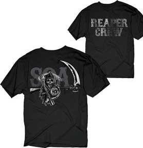 #Sons #of Anarchy Ireland Black #T-shirt   sweet t   http://amzn.to/HogCpk