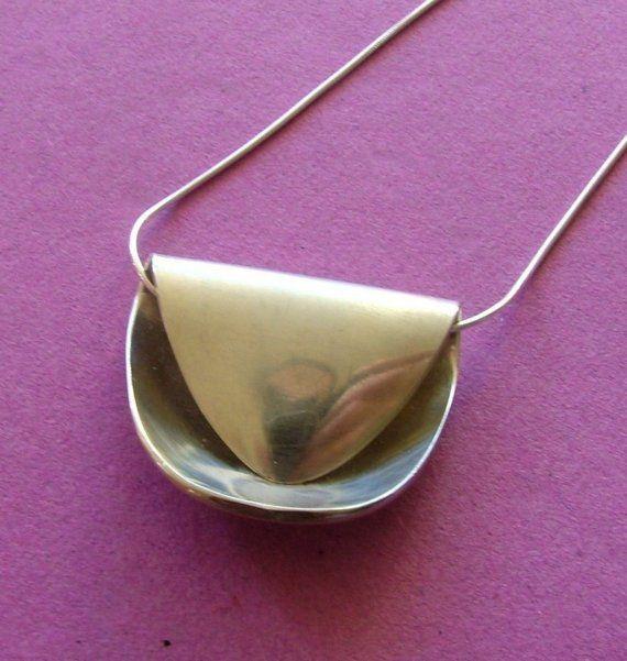 Besteck Löffel Halskette gebückt Löffel Anhänger von SpoonerZ