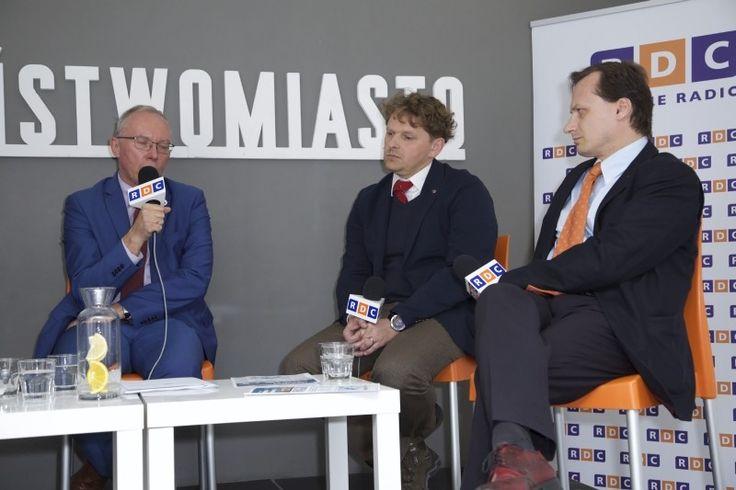 Ukraina, Rosja, ISIS. Gorąca dyskusja o (nie)bezpieczeństwie narodowym | RDC
