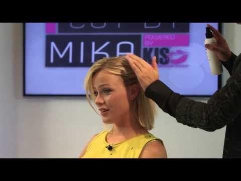 Cut by Mika | De sexy rockbabe look bij Tess Milne. #howto #Net5
