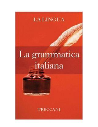 Grammatica italiana treccani