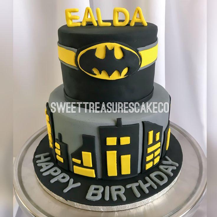 Batman cake for Ealda 😍  #sweettreasures #sweettreasurescakeco #cake #batman #batmancake #party #birthday #celebration #celebrationcakes #ealda #johanesburg #southafrica