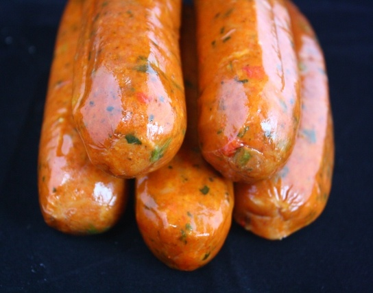 Lots of different venison sausage recipes. Now I just need to wait for someone to go hunting!