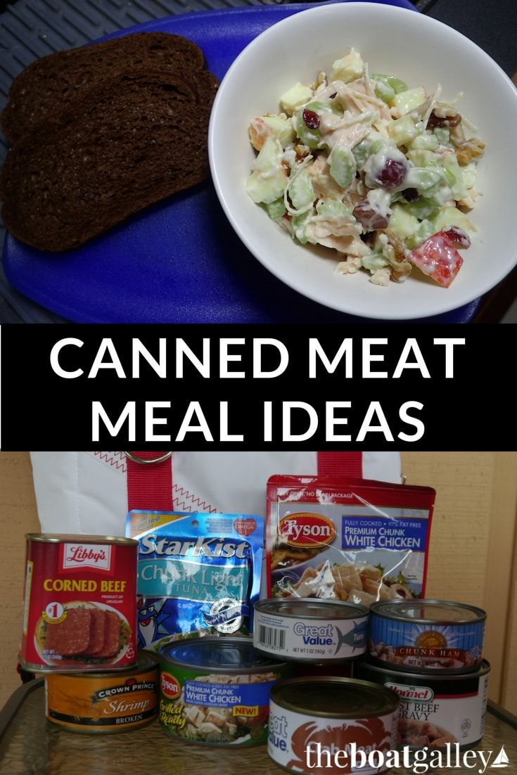 Canned Are Great In All Sorts Of Recipes Not Just As Sandwich Fillers 54 Ideas For Meals