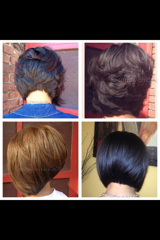 Bob madness!!! By Tara Love those bobs! Make me desiret o cut my hear and start again. It is about time, haven't cut my hair in a few years, it is now long and not shor what to do with it! LIFE and being blessed!!