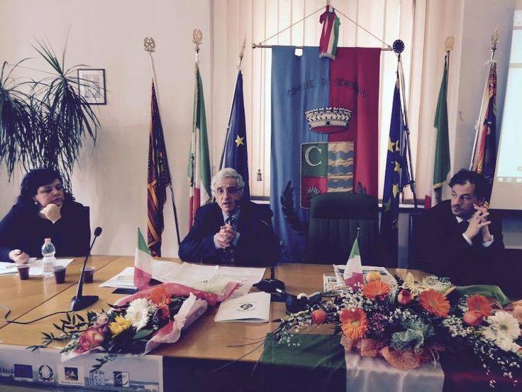 Prof. Luigi Contegiacomo, direttore dell'archivio di stato di Rovigo.