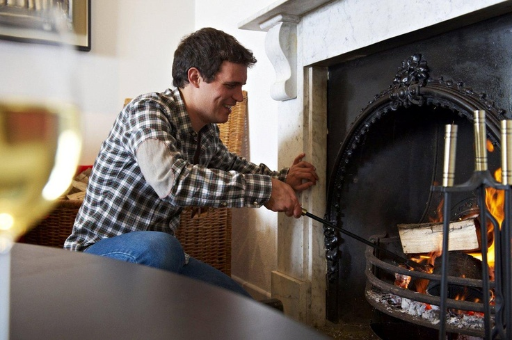 Light a fire and relax with a cup of tea or a glass of Irish whiskey - both the Country House and the Lake Lodge have cosy living rooms with fireplaces.