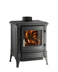 Nestor Martin S Series Stanford 13 S13 - Woodburning Stove - Wood Burning Stove - Freestanding Stove - Multifuel Stove - Cast Iron Stove - Traditional Stove