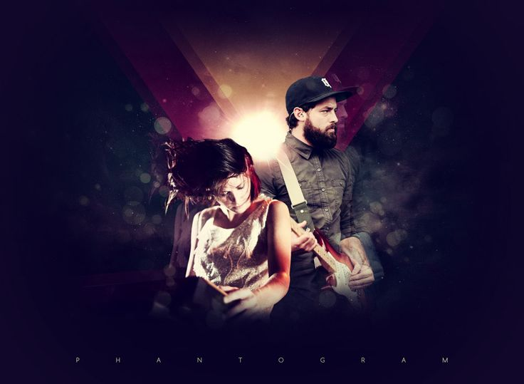 Phantogram Tribute, DI by Edward Tambayong.