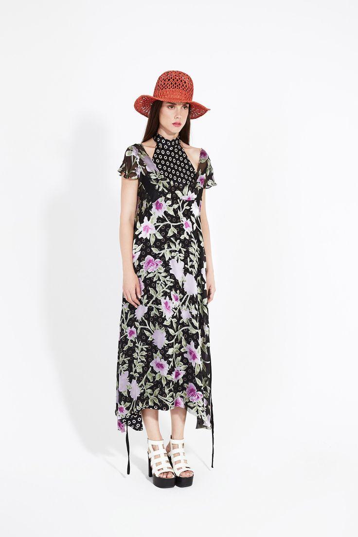 Impressive collection of dubai spring summer fashion week 2015 (11)