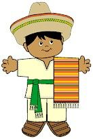 FIESTA PAPER DOLL FRIEND: Dress up this paper doll in traditional Mexican clothing.