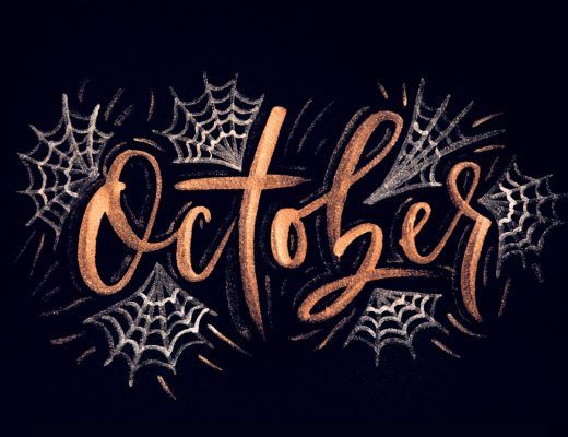 Freebie: October 2016 Desktop Wallpapers