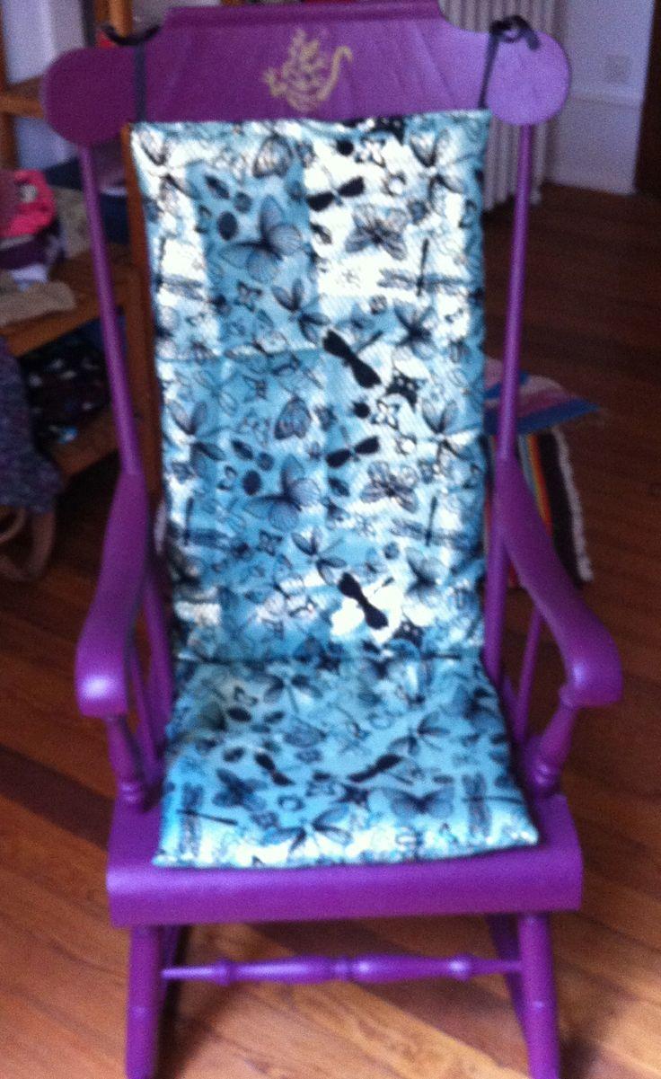 Gecko's Dream Rocking Chair