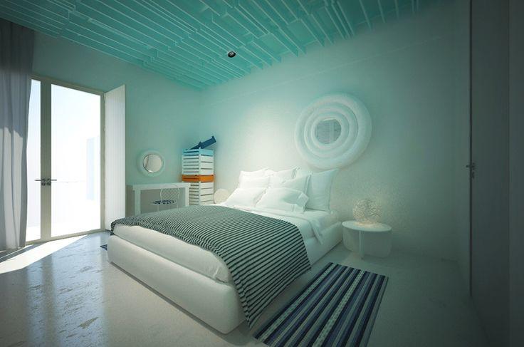 Aqua Pearl   Apartment design   Mykonos   iidsk     Interior Design & Construction