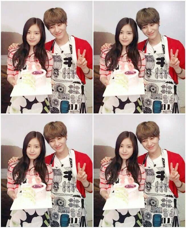 Naeun&Taemin #apink #shinee #wegotmarried