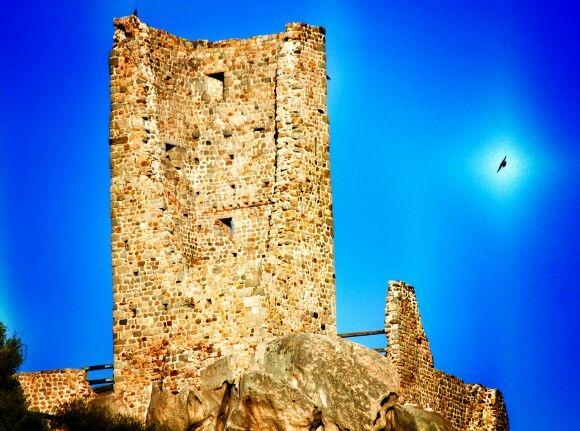 Olbia castello di Pedres