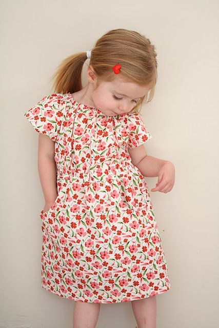 mini boden knock off dress tutorial