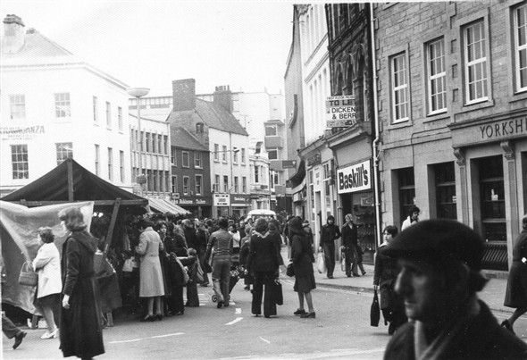 Photo: Illustrative image for the 'Mansfield Town Centre' page