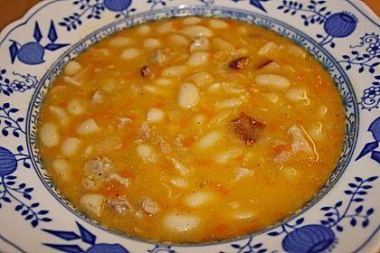 Leonas Original Serbische Bohnensuppe 1
