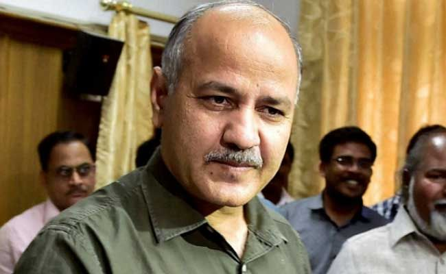 Sanitation Workers Stage Protest Outside Manish Sisodia's Residence