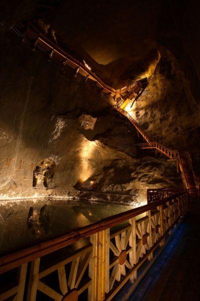 #Wieliczka salt mine, #Krakow, #Cracow, #Poland, #Polska