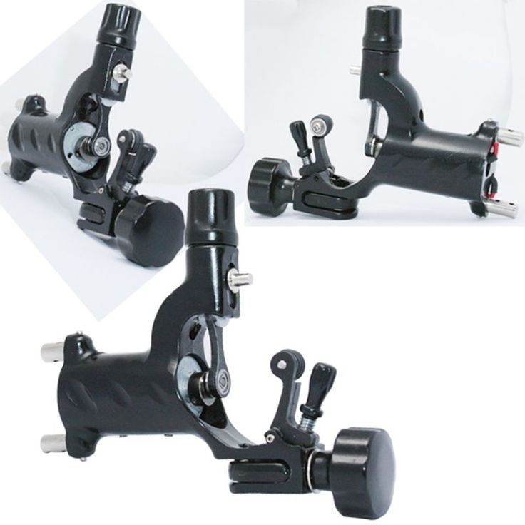 11.87$  Watch now - http://ali0tt.shopchina.info/go.php?t=32629338564 - 2016 Hot Sale New Black Dragonfly Rotary Tattoo Machine For Liner Shader Assorted Tattoo Motor Gun Kits Supply Free Shipping  #aliexpress