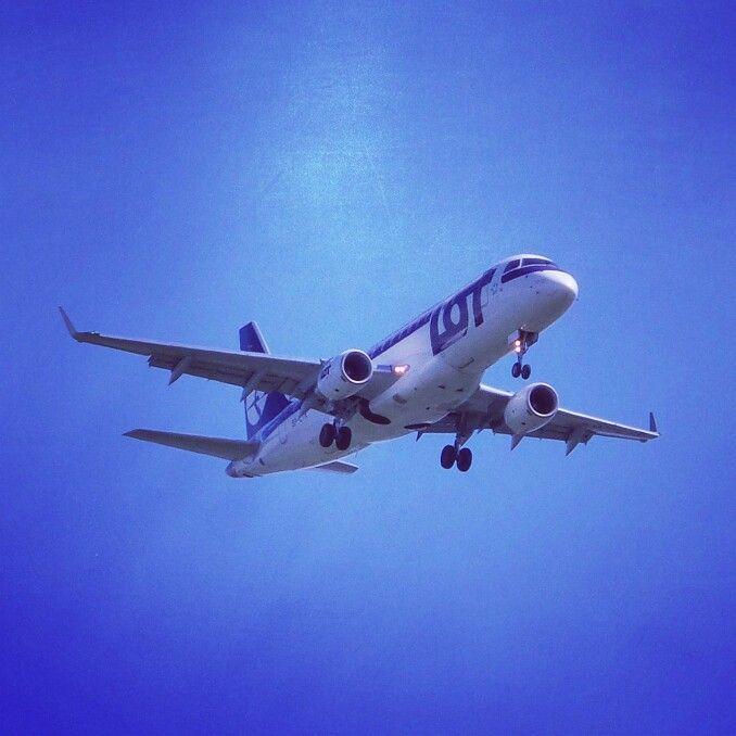 #LOT #E170 #EPWR #spotting #planespotting #wroclaw #polska