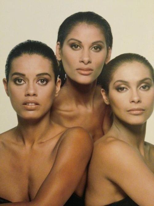 Vanity and her sisters.