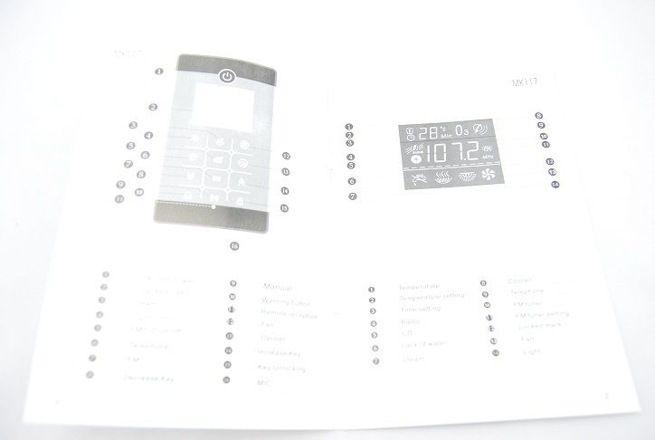 Aliexpress.com: Koop ce/rohs 2.8 3kw roestvast staal stuk stoomgenerator water proof touchscreen controller hi fi fm radio mp3 usb bluetooth van betrouwbare generator zaklamp leveranciers op Steam & Shower Store