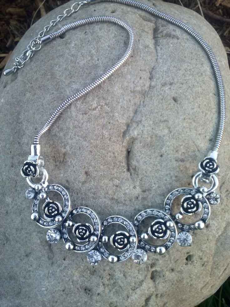Ring of Roses - Jewellery